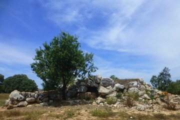 Las Salinas, localidad de Mallorca,Islas Baleares (España) que colinda con Campos y Santañy