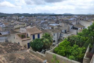 Artá, pueblo de las Islas Baleares. Situado en la isla de Mallorca y perteneciente a la comarca de Levante