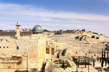Al-Aqsa Mosque - Jerusalem Old City