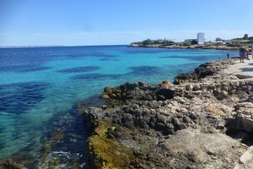 Cas Catala Illetes en Mallorca,Islas Baleares (España)