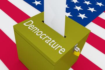 Democrature - political concept
