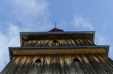 cerkiew Bieszczady