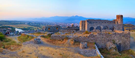 Shkodër, citadelle rozafa, albanie