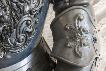 breastplate details