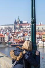Sehnsucht in Prag