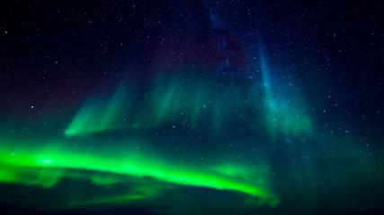 In de dag Antarctica Aurora Australis