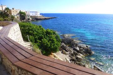 San Telmo es una pequeña pedanía que forma parte del municipio español de Andratx, en la isla de Mallorca, Islas Baleares,España