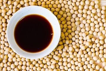 醬油と大豆