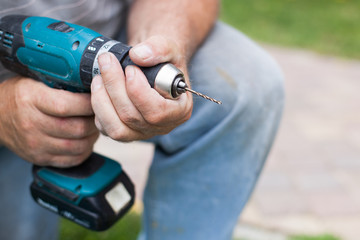 a handyman - a tinkering man, a DIY artist