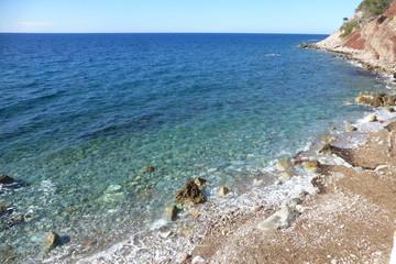 Port de Valldemossa en Valldemosa, Mallorca, Islas Baleares, España