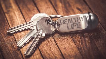 bunch of keys : healthy life