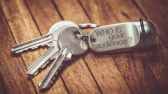 bunch of keys : who is your audience