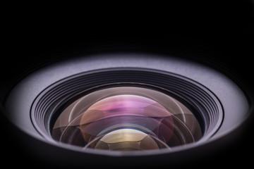 close up 50 mm lens glasses