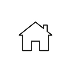 Home online icon