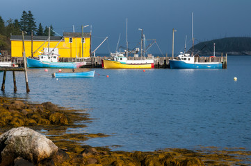 Fishing Community in Nova Scotia