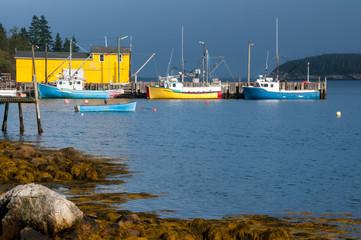 Fishing Community in Nova Scotia