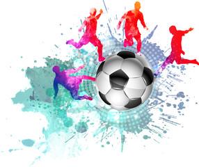 Calcio, Mondiali, Europei, Pallone, Giocatori
