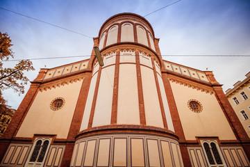 Die Altlerchenfelder Pfarrkirche zu den Sieben Zufluchten ist eine römisch-katholische Pfarrkirche im Bezirksteil Altlerchenfeld im 7. Wiener Gemeindebezirk Neubau.