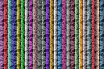 Радужные вертикальные полоски 4