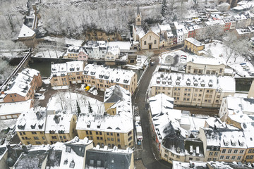Lovely white Luxembourg