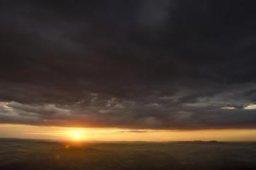 The big horizon