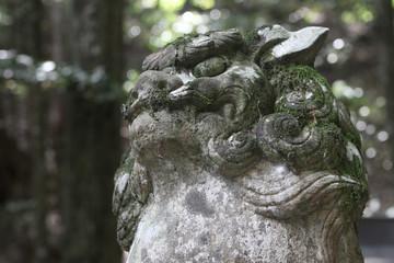 狛犬(こまいぬ)Ⅰ