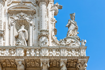 The sublime art of the stone of Lecce
