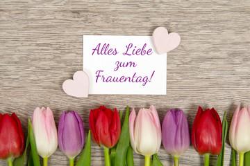Alles Liebe zum Frauentag!