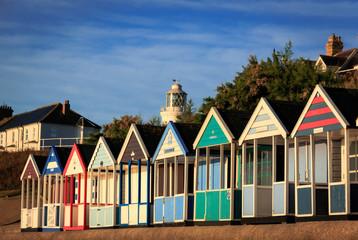 Suffolk Beachhuts