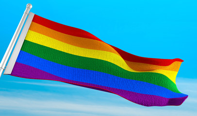 Rainbow Flag LGBT Movement