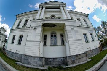 City palace of children. Ekaterinburg