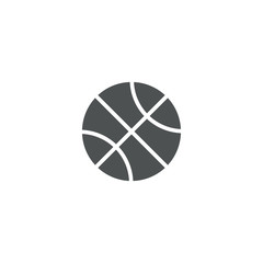 basketball icon. sign design