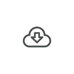 download icon. sign design