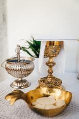 Altar and liturgy