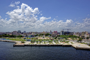 Fort in Havana, Cuba