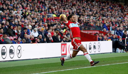 Championship - Middlesbrough vs Reading