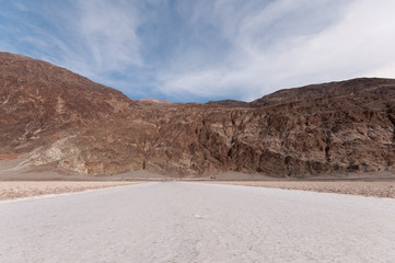 Death Valley, badwater