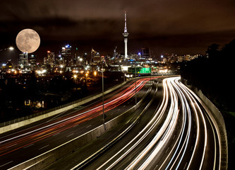 Full Moon Auckland
