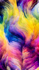 Colorful Paint Background