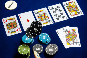 in poker club royal flush