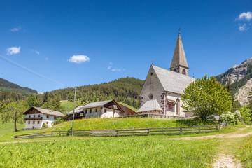 Kirchlein von St. Magdalena, Villnösstal