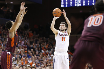NCAA Basketball: Virginia Tech at Virginia