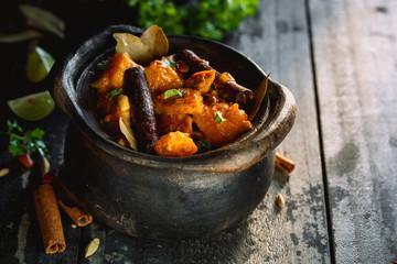 Massaman Curry, Curry Thaïlandais