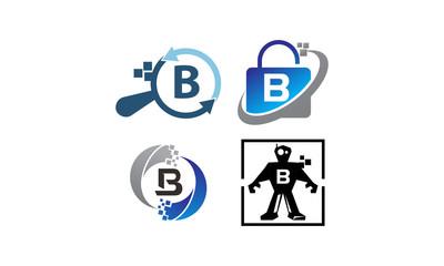 Technology Application B Template Set