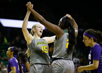 NCAA Womens Basketball: Texas Christian at Baylor