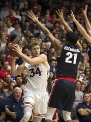 NCAA Basketball: Gonzaga at St. Mary's