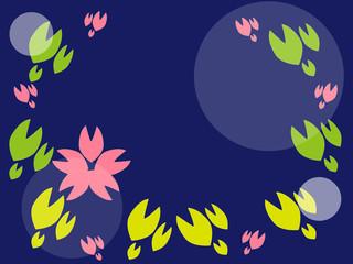 春色のイメージ桜