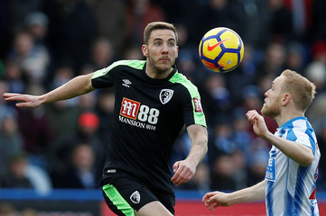 Premier League - Huddersfield Town vs AFC Bournemouth