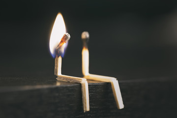 Matches love