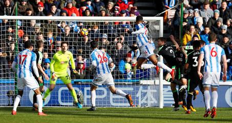 Premier League - Huddersfield Town vs AFC Bournemouth